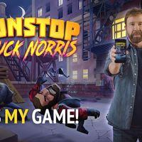 Nonstop Chuck Norris: El Beat'em up inspirado en legendario Chuck llega a Android
