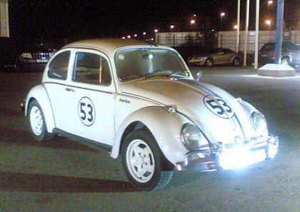Tenemos un Herbie en España