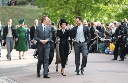 Cara Delevingne Boda De La Princesa Eugenia De York Y Jack Brooksbank1
