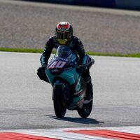 Darryn Binder encabeza el doblete del Petronas en el regreso de Moto3 en Estiria con Pedro Acosta duodécimo