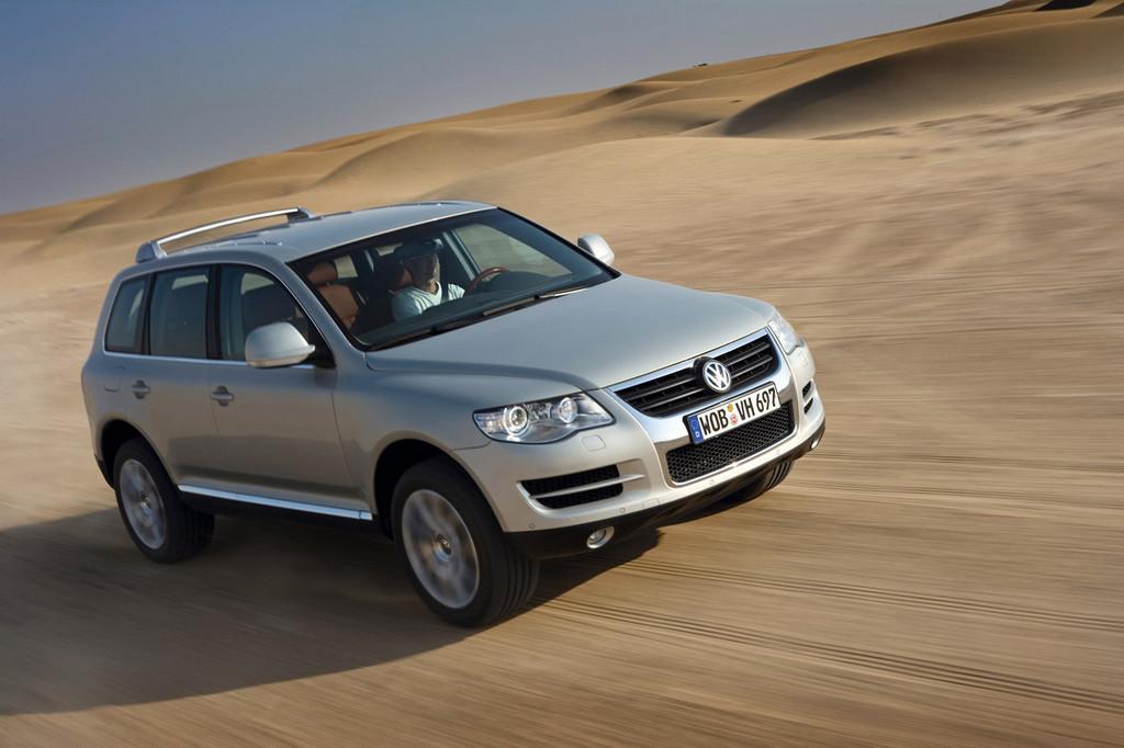 Foto de Volkswagen Touareg (3/22)