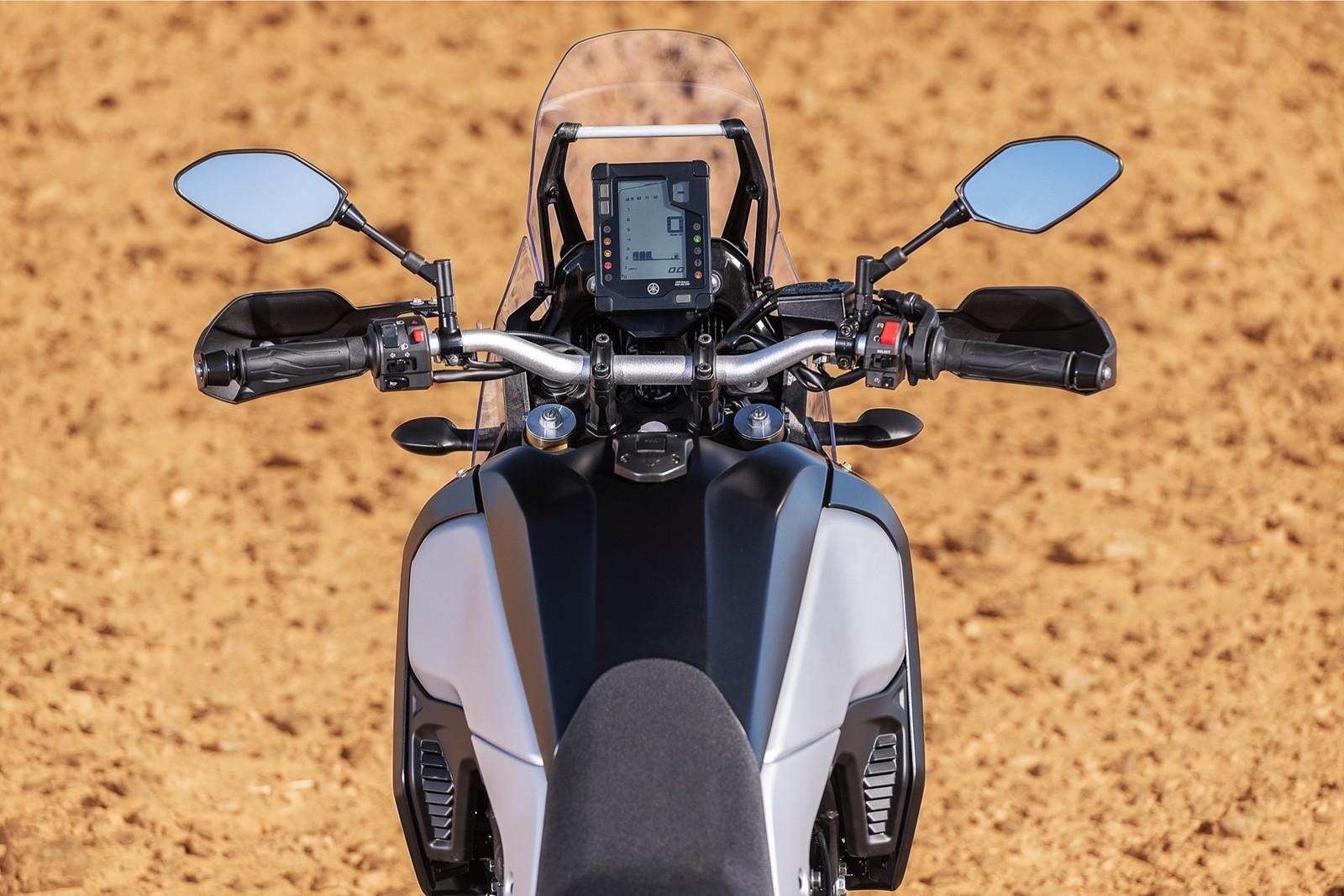 Foto de Yamaha XTZ700 Ténéré 2019, prueba (22/53)