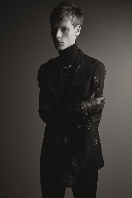 Spring 2018 Black Carpet By Patrick Demarchelier For Dior Homme 8
