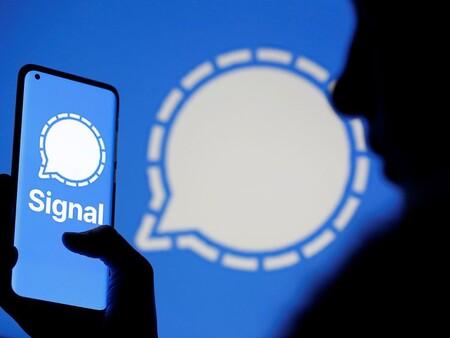 Signal introduce 'Transferir cuenta' para pasar fácilmente los chats entre móviles Android: así funciona