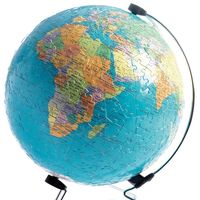El puzzle 3D de la  Tierra con soporte de Ravensburger  está a la venta por 22,46 euros en Amazon