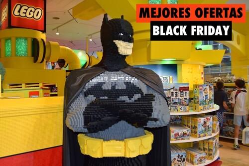LEGO Star Wars, Marvel y Super Mario rebajados en el Black Friday de AliExpress: hasta 25 euros de descuento con este cupón