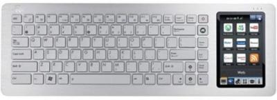 Asus Eee Keyboard se retrasa hasta Abril