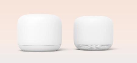 Google Nest WiFi ya se puede comprar en España: así es este 'todo en uno' con router y punto de acceso inalámbrico