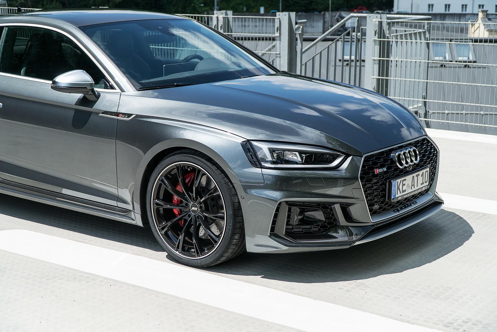 Foto de ABT Audi RS 5 Coupé (7/8)