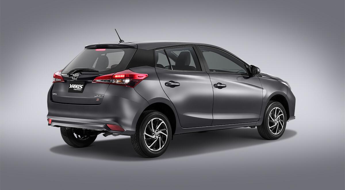 Foto de Toyota Yaris 2021 (7/21)