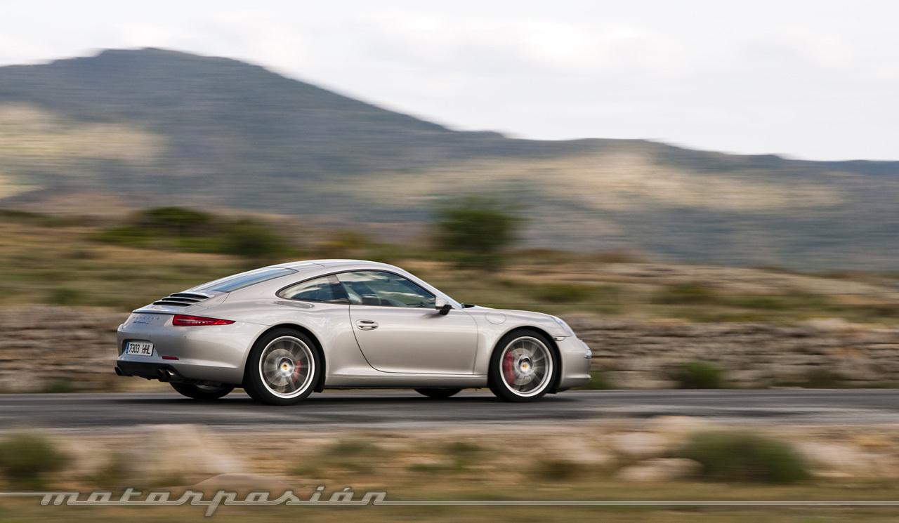 Foto de Porsche 911 Carrera S (prueba) (10/54)