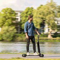 El nuevo integrante de la familia e-Tron de Audi es un scooter que costará más de 40,000 pesos