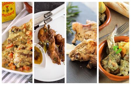 Las mejores 30 recetas de conejo de Directo al Paladar