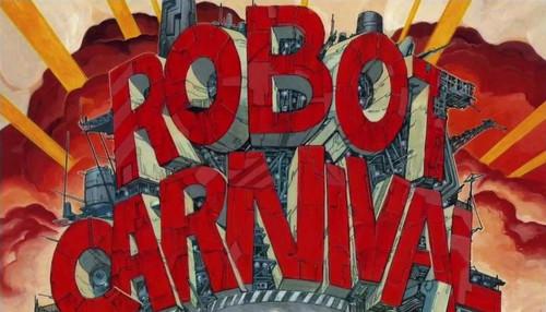 Animación | 'Robot Carnival'