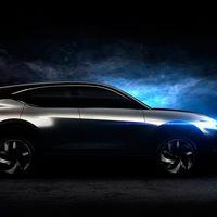 Pininfarina K350, el SUV eléctrico de lujo se insinúa en este teaser antes de Pekín