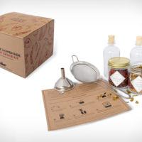 Un curioso Kit para hacer salsas picantes en casa