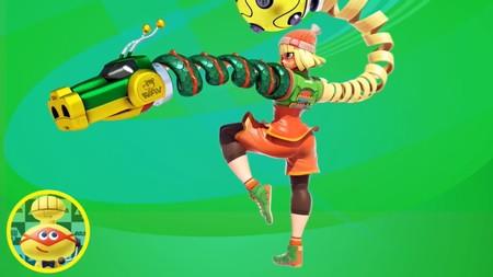 ARMS: la lucha al estilo Switch llega el 16 de junio y una nueva luchadora se une a la fiesta