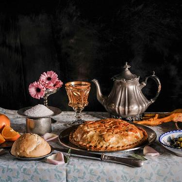 Recetas muy apetecibles (tanto dulces como saladas) en el Paseo por la gastronomía de la red