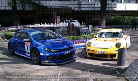 Michelin nuevas competiciones de turismos y GT en España 04