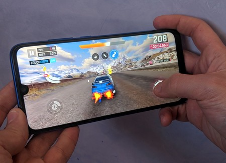 Asphalt 9 Redmi Note 7