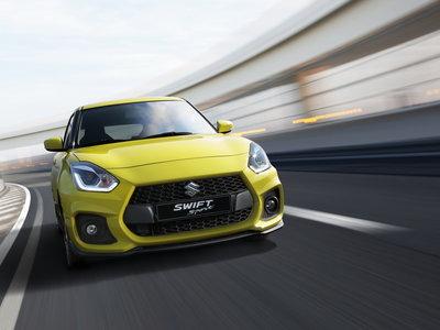 El nuevo Suzuki Swift Sport llegará a México este mismo año