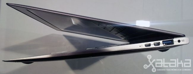 Samsung Series 9 prueba