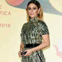 Blanca Suárez brilla en la alfombra roja del Festival de Venecia 2018