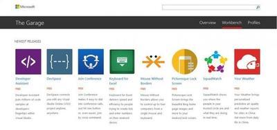Microsoft Garage lanza una nueva tanda de aplicaciones para todas las plataformas