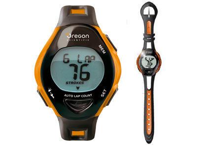 Oregon SW202: el reloj que cuenta los largos y las brazadas en la piscina
