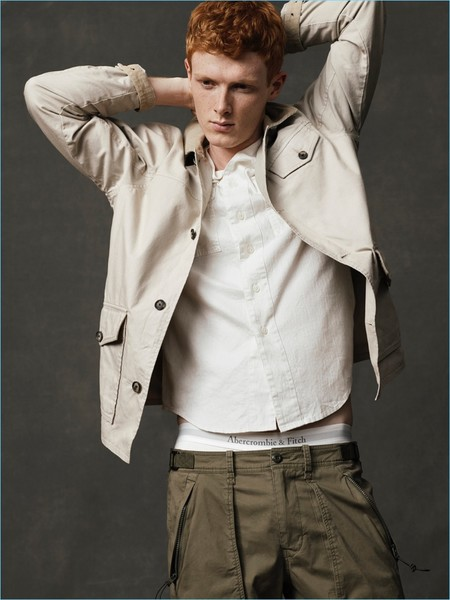 Abercrombie Fitch 2017 Spring Mens Lookbook 028