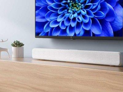 Xiaomi Mi TV Speaker: una nueva barra de sonido con Bluetooth por apenas 50 euros