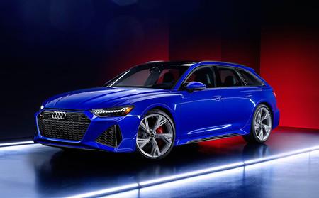 Audi RS 6 Avant RS Tribute: una edición especial que convierte al brutal familiar en el perfecto heredero del RS2 Avant