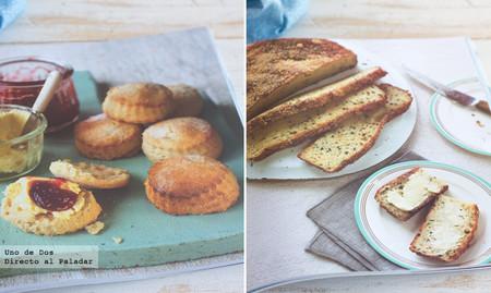 Pastelería sin gluten, de Hannah Miles. Libro de recetas
