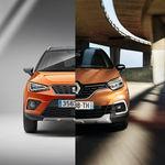 The Clone Wars: SEAT Arona vs Renault Captur. Estas son las diferencias entre ambos