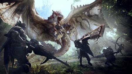 Monster Hunter World: así están siendo mis aventuras como jugador recién llegado a la saga