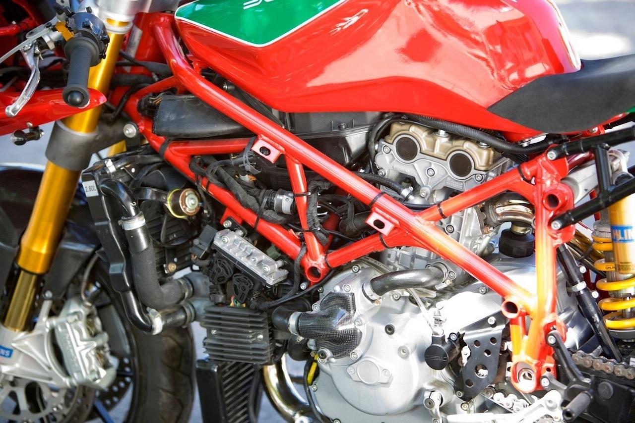 Foto de 750 Daytona by Radical Ducati (1/8)