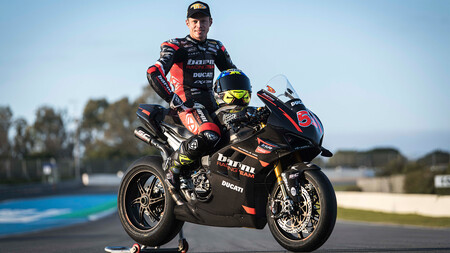 Tito Rabat Ducati Panigale V4 R Sbk 2021