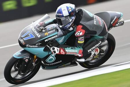Mcphee Misano Moto3 2021
