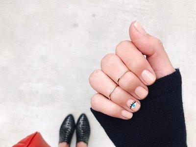 ¿Cómo triunfar con tu manicura este verano 2017? Con un nail art a la altura