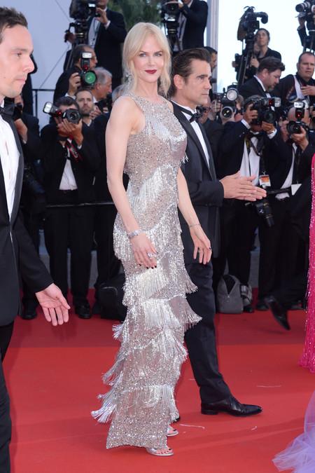 mejor vestidas 2017 alfombra roja Nicole Kidman Michael Kors