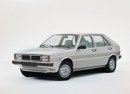Lancia Delta primera generación