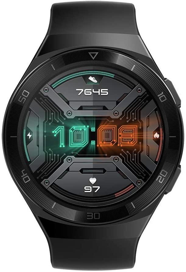 Huawei Watch GT 2e Sport - Smartwatch de AMOLED pantalla de 1.39 pulgadas, 2 semanas de batería, GPS, Color Negro (Graphite Black) 46 mm