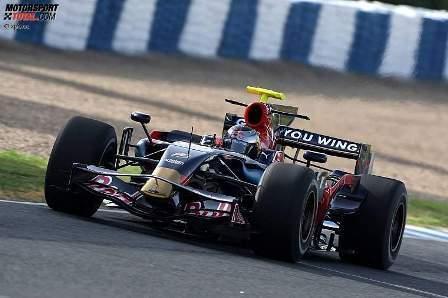 Sebastian Vettel, el más rápido también el segundo día en Jerez