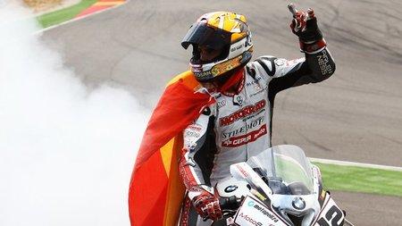 Xavi Forés sustituye a James Toseland en BMW Motorrad Italia