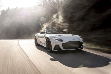 Aston Martin DBS Superleggera Volante: 725 CV y 340 km/h para el descapotable más rápido de la marca