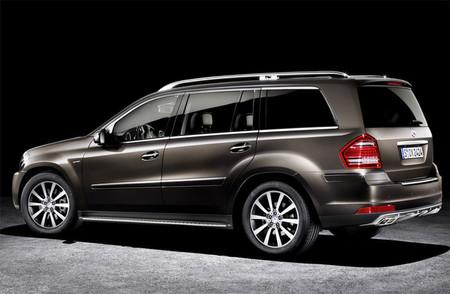 El nuevo Mercedes-Benz Clase GL, para el Salón de Nueva York
