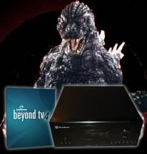 Godzilla PVR, graba hasta 11 programas a la vez