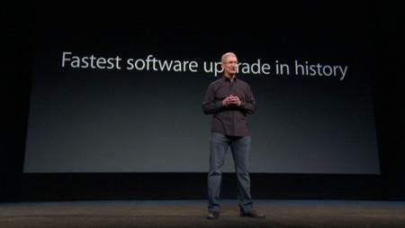 La keynote de Apple en cifras: 170 millones de iPads vendidos y un millón de aplicaciones en la App Store