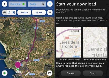 HERE, los nuevos mapas de Nokia ya están disponibles para dispositivos iOS