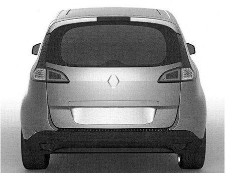 2009 Renault Scenic